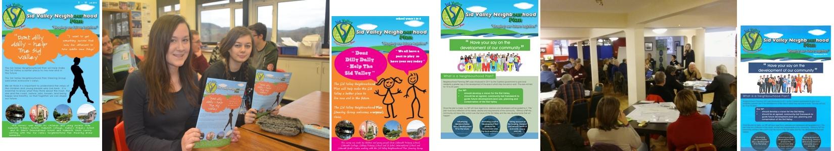 sid valley neighbourhood plan questionnaires