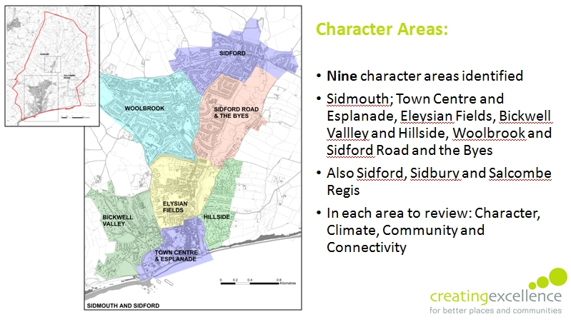 ce neighbourhood plan character areas slide
