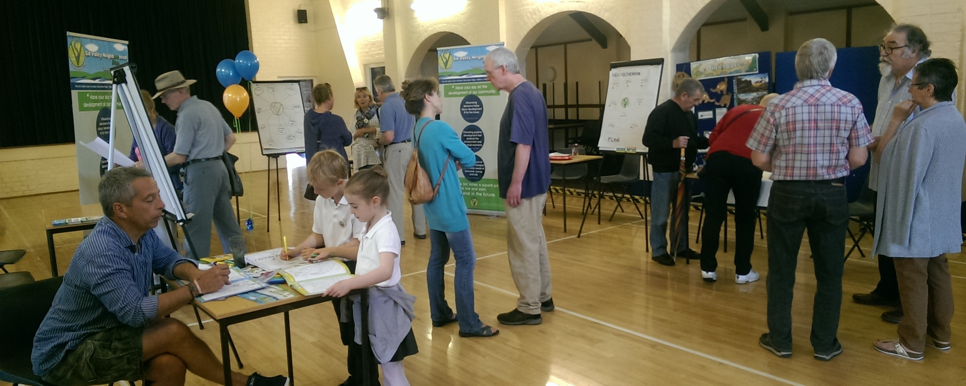 sid valley neighbourhood plan full consultation