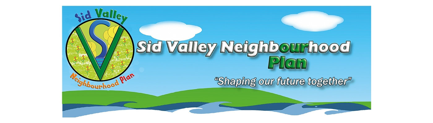 SID VALLEY NEIGHBOURHOOD PLAN SHAPING THE FUTURE TOGETHER